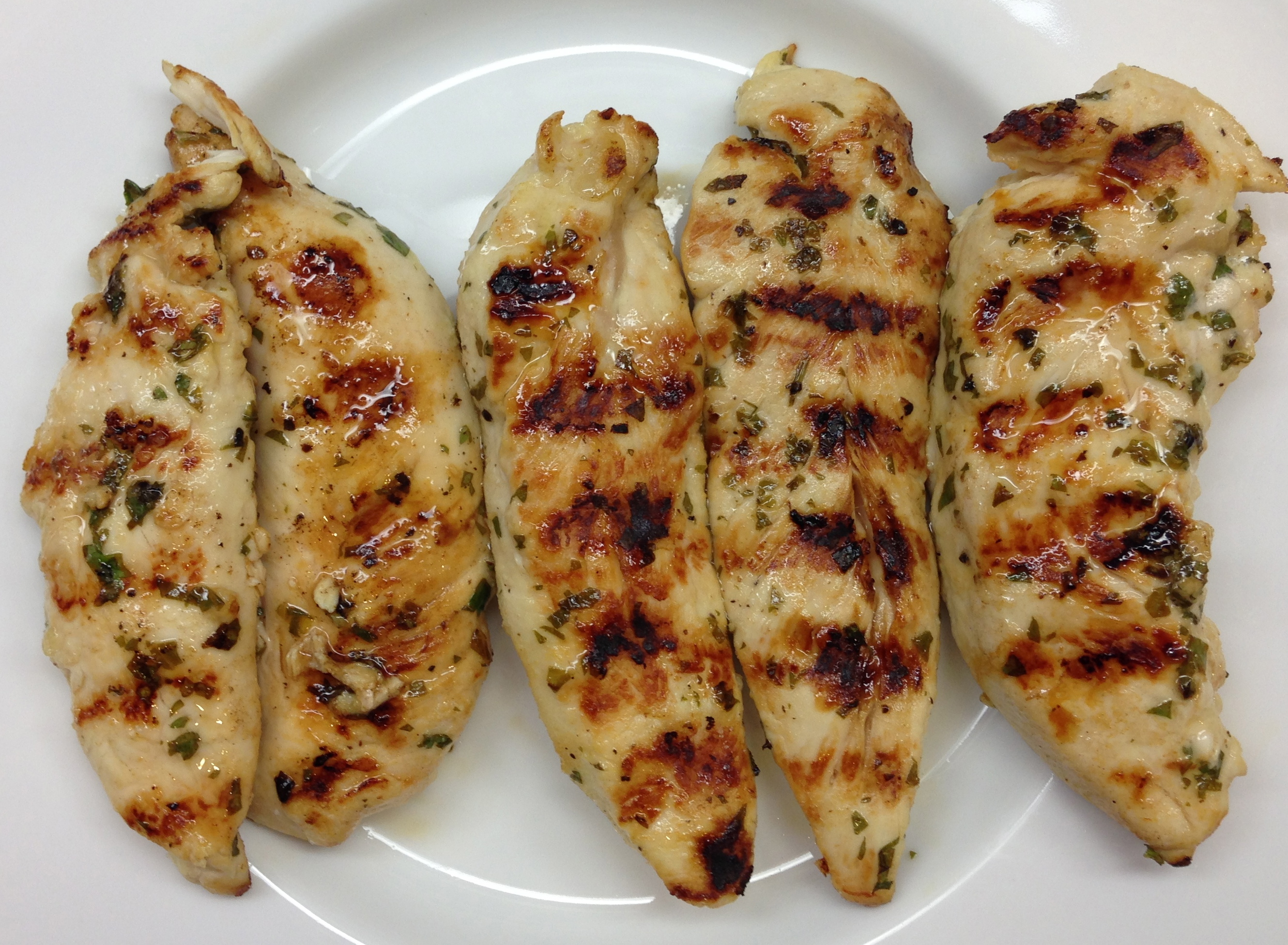 Try these chicken recipes from the American Diabetes Association.