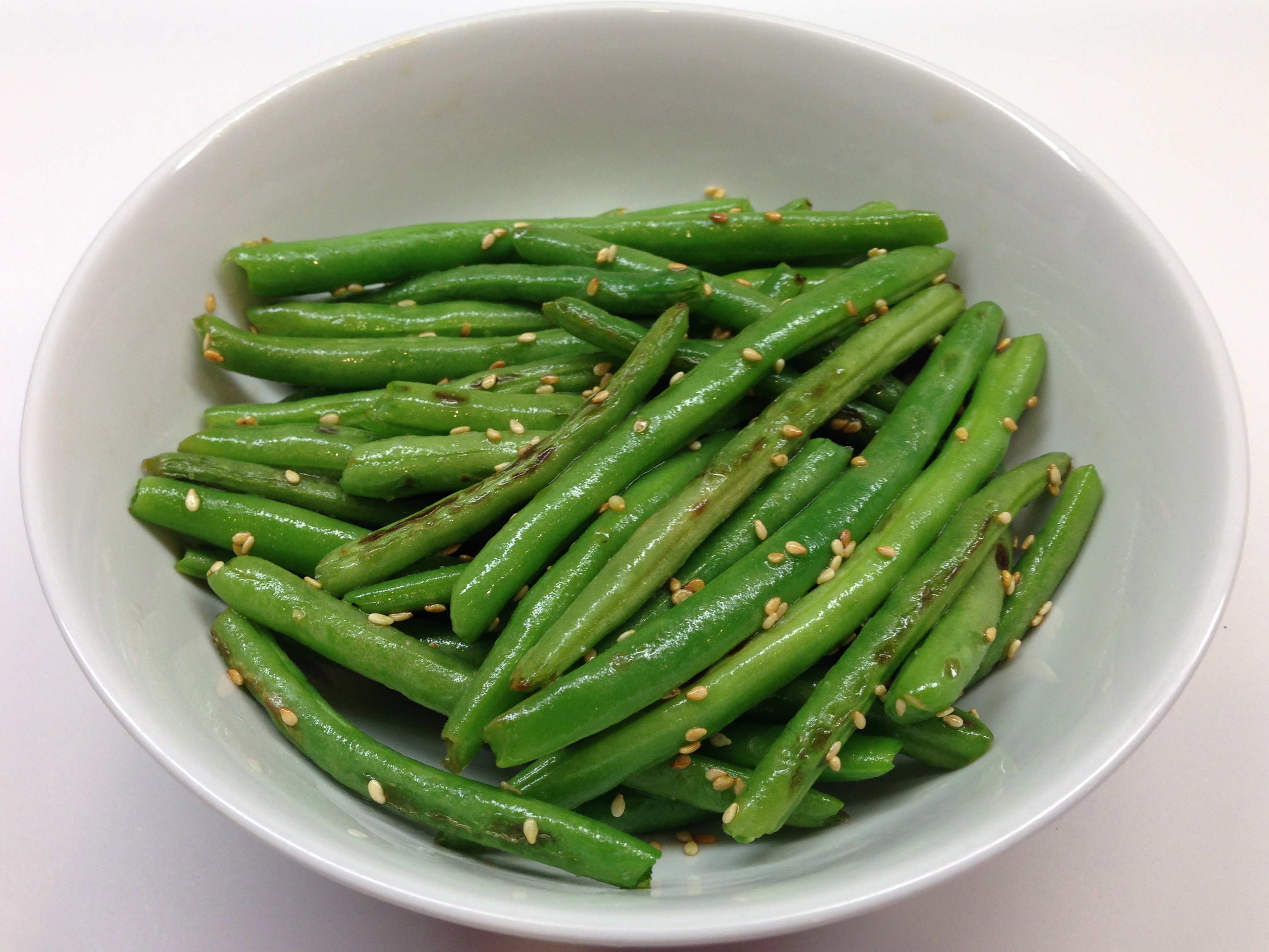 This is such an easy and delicious green bean dish! Perfect to make ...