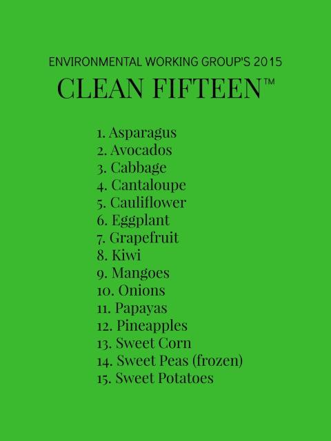clean 15