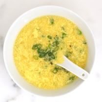 Eggy Drop Soup