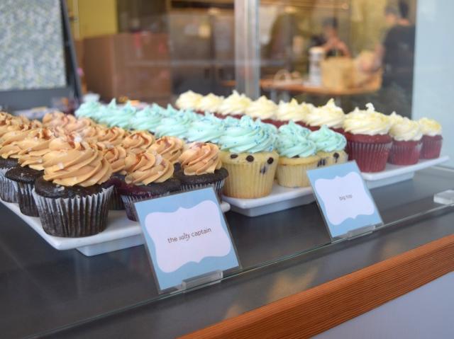 More Delicious Cupcakes