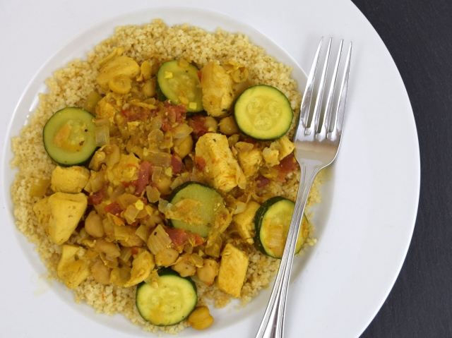 Chicken and Zucchini Couscous 2