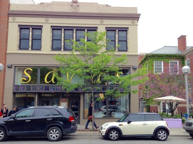 Sava's on State Street