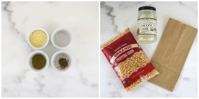 Organic Popcorn w:Italian Seasonings