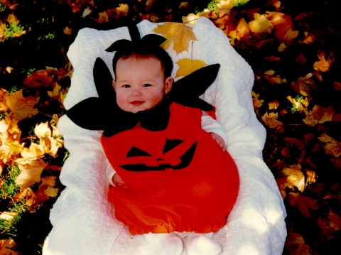 Laura's First Halloween 2