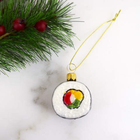 Christmas Ornaments for the Foodie