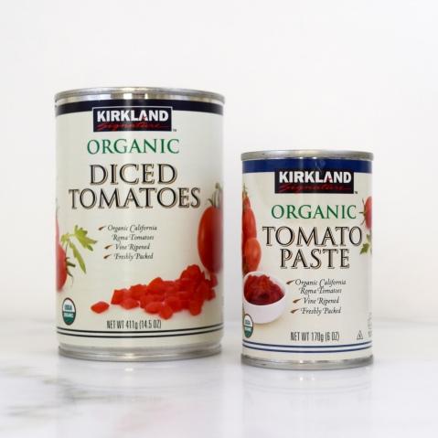 Kirkland Signature Organic Tomatoes