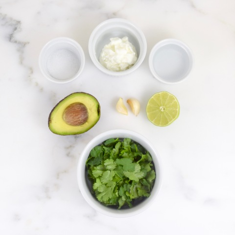 Delicious Avocado Cilantro Dressing