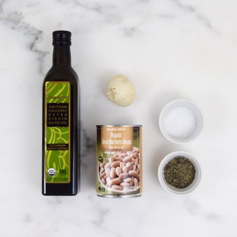 Great Northern Bean and Asparagus Salad with Tarragon-Lemon Dressing